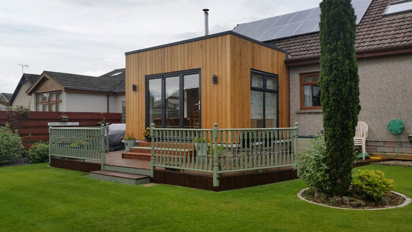 House Extension, Inverurie